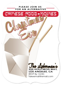 Chinese Christmas by JaxRobyn on Minted!