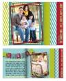 minibook cards - live laugh love by JaxRobyn