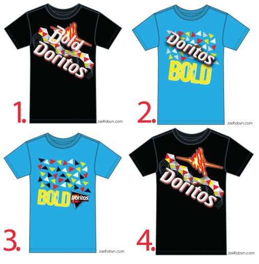 [DORITOS®T-Shirt Design Contest]
