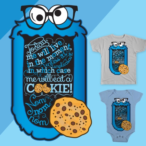 Smart Cookie by JaxRobyn for Threadless
