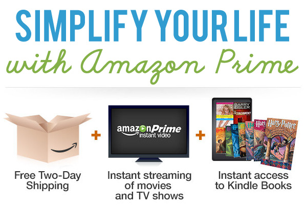simplify your life with amazon prime