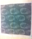 Skull Print on cotton voile