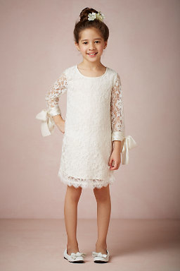 BHLDN Lyla Flower Girl Dress $140.00