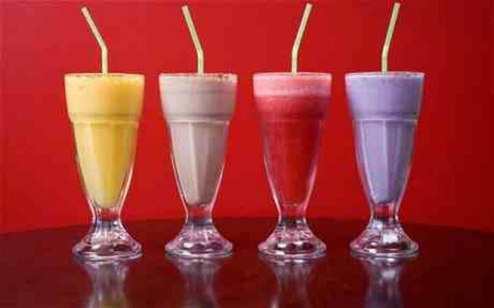 alcoholic milkshakes