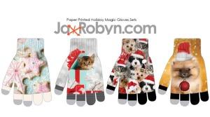Holiday Magic Gloves for Kohls