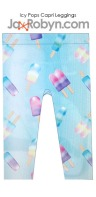 Icy Pops Capri Leggings